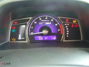 2009款1.3L 混合动力 仪表