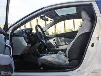 空间座椅本田CR-Z前排空间