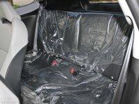 空间座椅本田CR-Z后排座椅