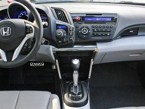 2012款1.5L 混合动力 中控台