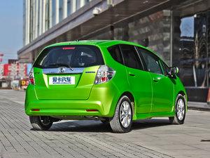 2013款1.3L Hybrid 整体外观