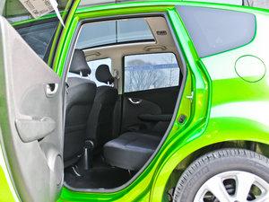 2013款1.3L Hybrid 后排空间