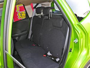 2013款1.3L Hybrid 后排座椅