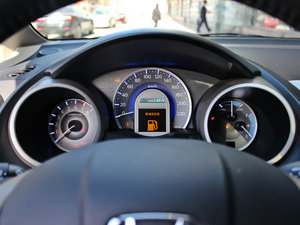 2013款1.3L Hybrid 仪表