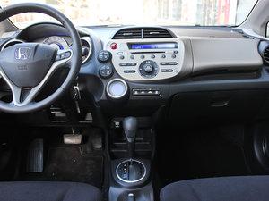 2013款1.3L Hybrid 中控台