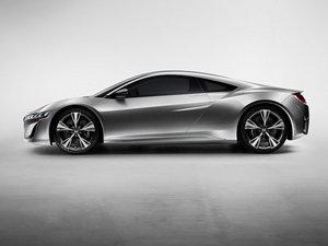 2012款Concept 整体外观