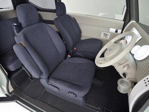 2006款概念车 空间座椅