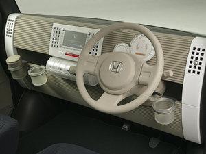 2006款概念车 中控区