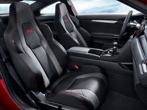 2017款Si Coupe 空间座椅