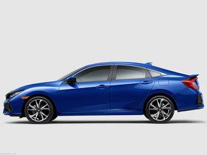 2017款Si Sedan 整体外观
