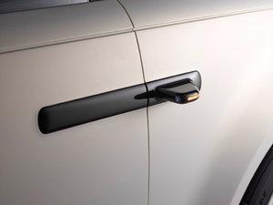 2017款EV概念车 细节外观