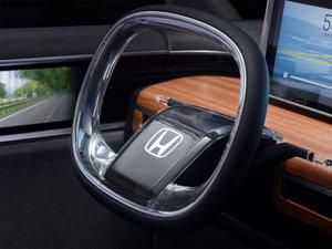 2017款EV概念车 中控区