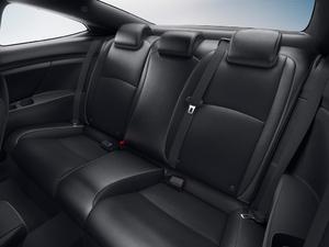 2018款Coupe 空间座椅