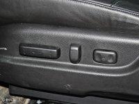 空间座椅讴歌ZDX座椅调节