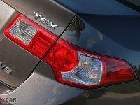 细节外观讴歌TSX尾灯