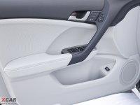 空间座椅讴歌TSX车门储物空间