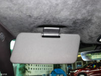 空间座椅讴歌NSX遮阳板