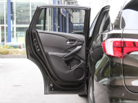 空间座椅讴歌RDX后排空间