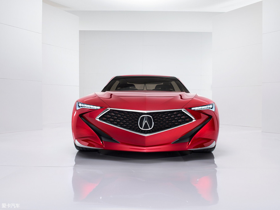 2016款讴歌PRECISION概念车