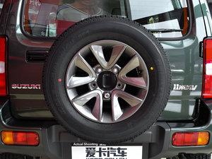 2015款1.3L 自动 JLX 备胎
