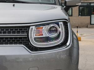 2017款1.2L CVT豪华导航版 头灯