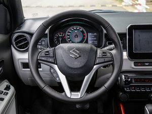 2017款1.2L CVT豪华导航版 方向盘