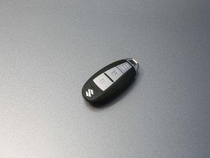 2017款1.2L CVT豪华导航版 钥匙