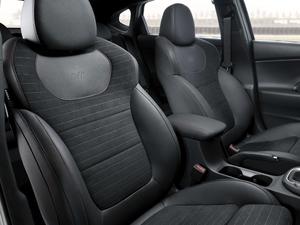 2019款Fastback N 空间座椅