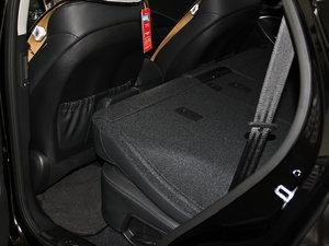 2013款3.0L 自动四驱舒适导航版 7座 欧V 后排座椅放倒