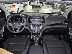 2013款3.0L 自动四驱舒适导航版 7座 欧V 全景内饰