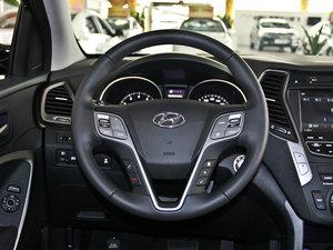 2013款3.0L 自动四驱舒适导航版 7座 欧V 方向盘