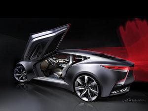 2013款Concept 整体外观