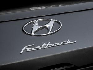 2018款Fastback 细节外观