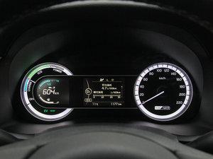 2017款1.6L 双离合豪华版 仪表