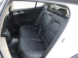 2018款GT 后排座椅