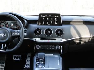 2018款GT 中控台