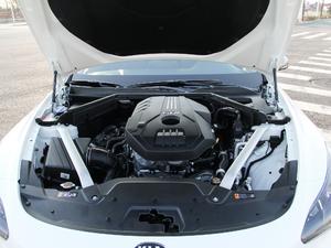 2018款GT 发动机