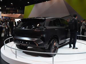2018款Niro EV 整体外观