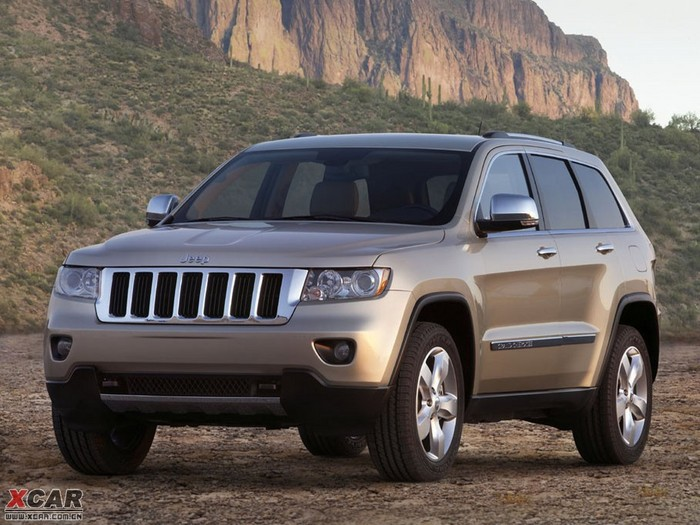 jeep大切诺基   说起jeep,大家应该不会陌生,音译吉普,就是因高清图片