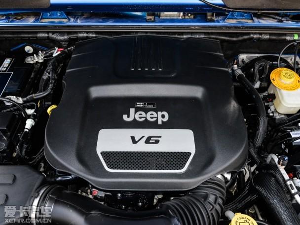 Jeep2015款牧马人