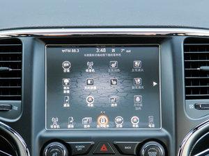 2017款3.0TD 高性能四驱版 国IV 中控台显示屏