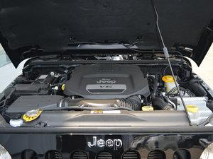 2017款3.6L Rubicon四门舒享版 发动机