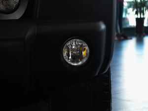 2017款3.6L Rubicon Recon十年限量珍藏版 雾灯