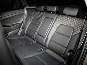 2019款1.6T 基本型 后排座椅