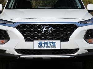 2019款第四代胜达 380 TGDi TOP 自动四驱旗舰版 中网