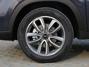 2019款2.0L 自动两驱智勇・畅享版 轮胎