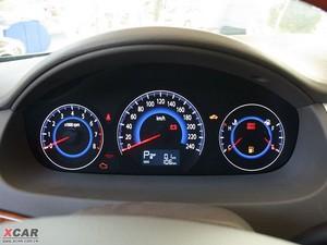 2009款2.4L 自动顶级版 仪表