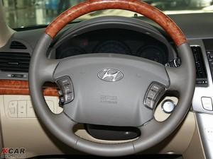 2009款2.4L 自动顶级版 方向盘