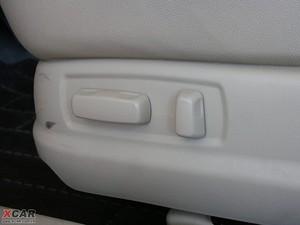 2009款2.4L 自动顶级版 座椅调节