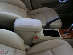 2009款2.4L 自动顶级版 前排中央扶手